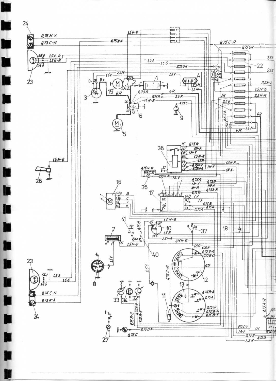 схема подключения стартера магнетон 9142780